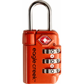 Eagle Creek Travel Safe TSA Lock Orange