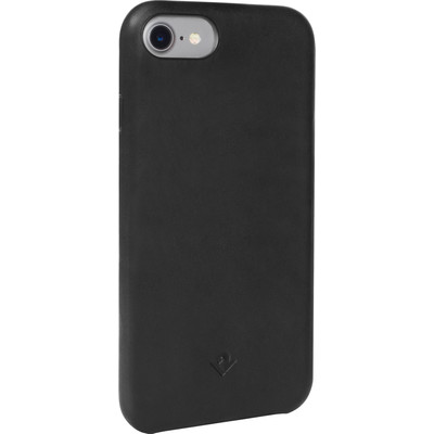 Twelve South Relaxed Leather Case Apple iPhone 7 Back Cover Zwart