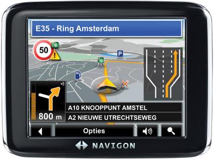 Navigon 2310 Europe