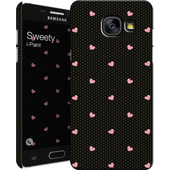 i-Paint Sweety Samsung Galaxy A3 (2017) Back Cover