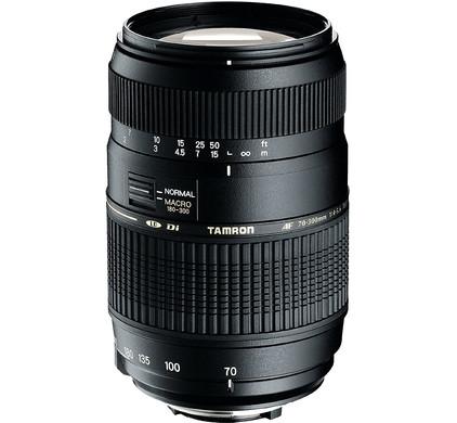 Tamron 70-300mm f/4.0-5.6 Di LD Nikon AF-D