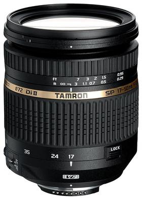 Tamron 17-50mm f/2.8 SP AF XR Di II Sony