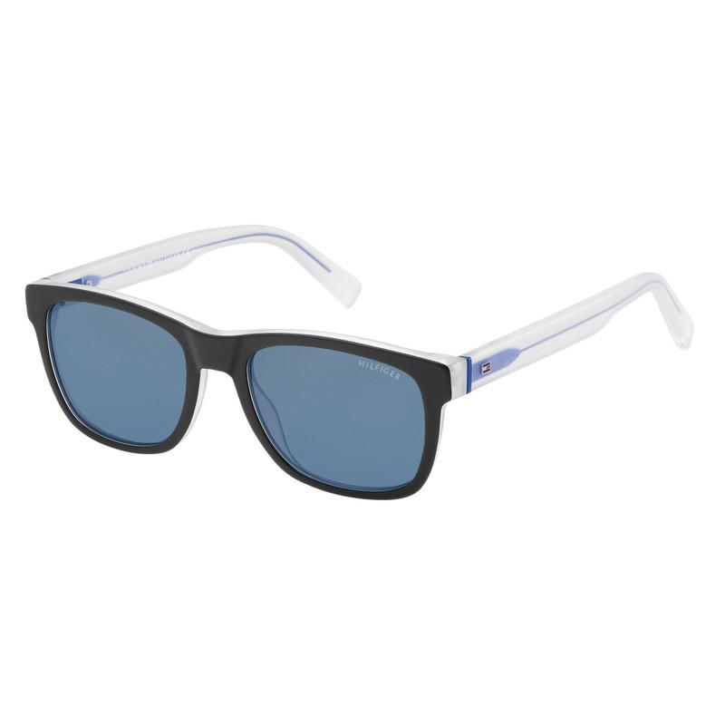 Dagaanbieding: Tommy Hilfiger 1360/S Black Crystal/ Blue