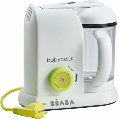Image of Beaba Babycook Stomer en Blender Neongeel