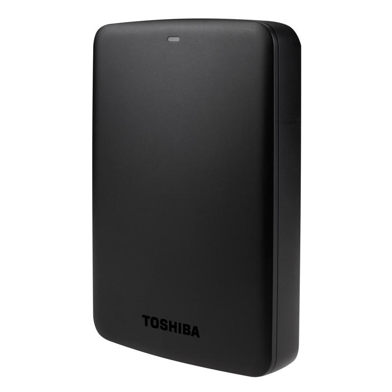 Toshiba TOSHIBA CANVIO BASICS 2.5 3TB black (HDTB330EK3CA)
