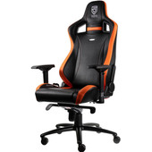 Noblechairs EPIC Penta Sports Edition Zwart/Oranje