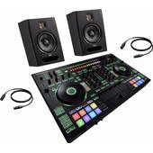 Roland DJ-808 DJ set