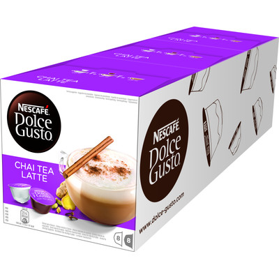 Image of Dolce Gusto Chai Tea Latte 3 pack