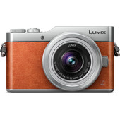 Panasonic Lumix DC-GX800 Oranje + 12-32mm