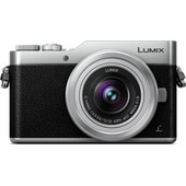Panasonic Lumix DC-GX800 Zilver + 12-32mm
