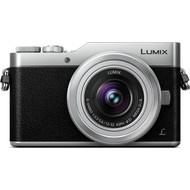 Panasonic Lumix DC-GX800 Zilver + Lumix G 12-32mm f/3.5-5.6