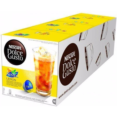 Image of Dolce Gusto Nestea Lemon 3 pack