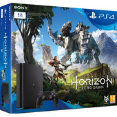 Sony PlayStation 4 Slim 1 TB + Horizon: Zero Dawn