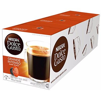 Image of Dolce Gusto Grande Intenso 3 pack