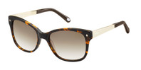 Fossil 2012/S Havana Gold Brown/ Brown