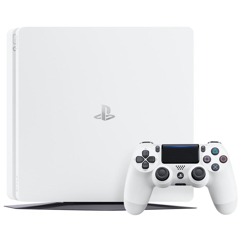 Sony PlayStation 4 Slim 500 GB Glacier Wit kopen