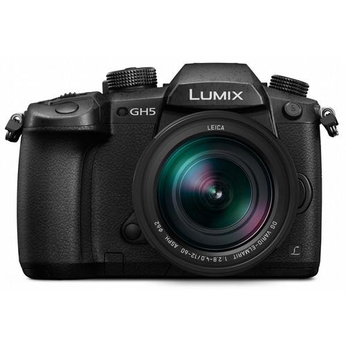 Panasonic Lumix DMC-GH5 + DG 12-60mm f/2.8-4.0 ASPH OIS