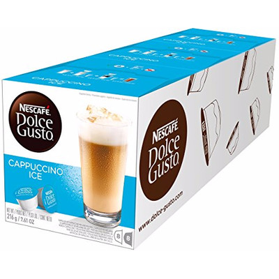 Image of Dolce Gusto Cappuccino Ice 3 pack