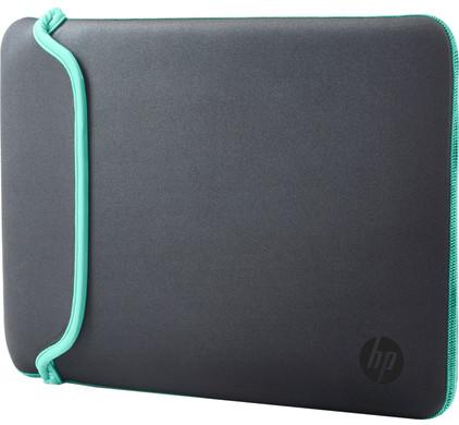 "HP 14"" Chroma Reversible Sleeve Grijs/Groen"