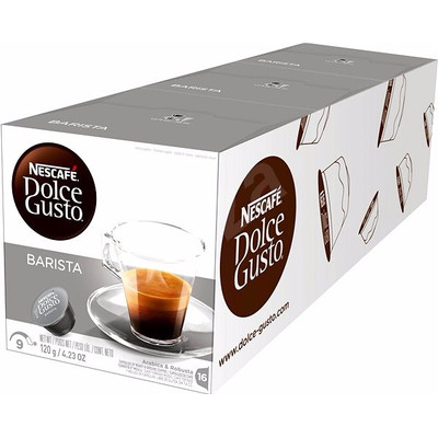 Image of Dolce Gusto Espresso Barista 3 pack
