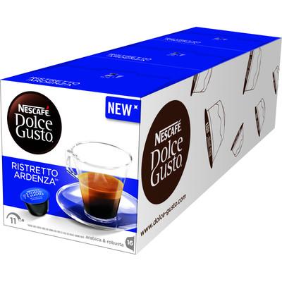 Image of Dolce Gusto Espresso Ristretto Ardenza 3 pack