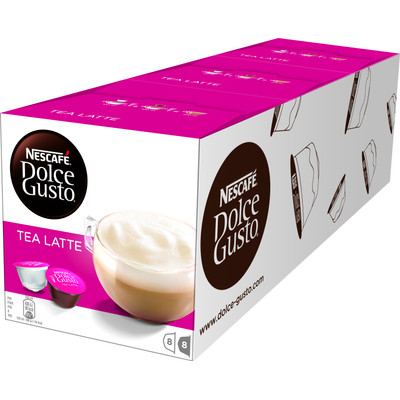 Image of Dolce Gusto Tea Latte 3 pack
