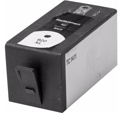 Huismerk HP 920 Cartridge Zwart XL (Pixeljet - CD975AE)