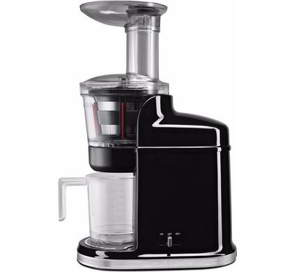Kitchenaid Artisan Slow Juicer Test : KitchenAid Artisan Slowjuicer Onyx Zwart - Coolblue - alles voor een glimlach