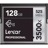 Lexar 128GB CFast 2.0 Professional 3500x 525 MB/s
