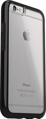 Otterbox Symmetry Clear Apple iPhone 6/6s Zwart
