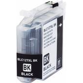 Huismerk LC-123 Zwart voor Brother printers (LC-123BK)