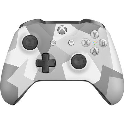 Image of Microsoft Wireless Controller Winter Forces voor Xbox One