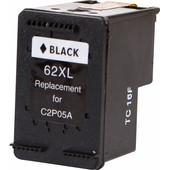 Huismerk 62XL Zwart voor HP printers (C2P05AE)