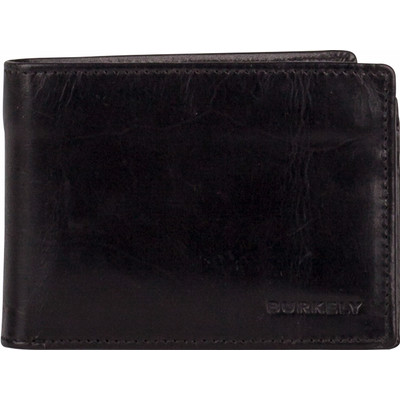 Image of Burkely Daily Dylan Double Flap Black