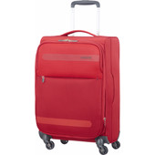 American Tourister Herolite Super Light Expandable Spinner 55 cm Formula Red