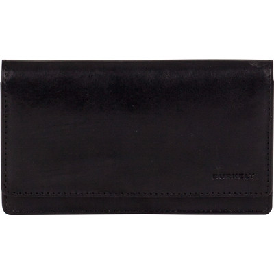 Image of Burkely Daily Dylan Wallet Flap Over Black