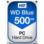 WD Blue HDD 500 GB 5400RPM