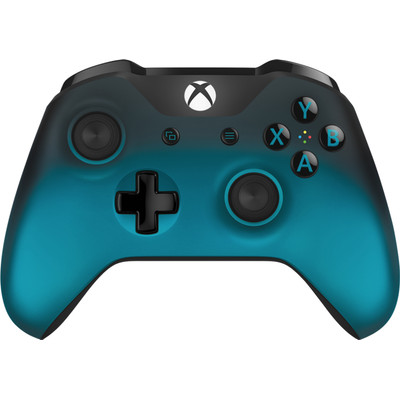 Image of Microsoft Wireless Controller Ocean Shadow voor Xbox One