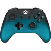 Microsoft Xbox One S Draadloze Controller Zwart/Blauw