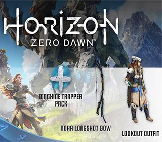 horizon zero nora machine trapper pack