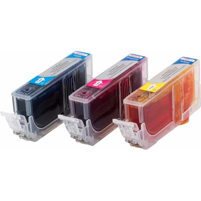Pixeljet inktcartridge Canon CLI-526 - 3 kleuren