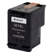 Huismerk 301 Cartridge Zwart XL voor HP printers (CH563EE)