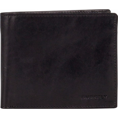 Image of Burkely Daily Dylan Low Flap Black
