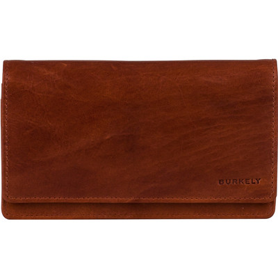 Image of Burkely Daily Dylan Wallet Flap Over Brown