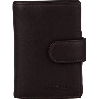 Image of Burkely Classic Collin CC Holder Flap Dark Brown