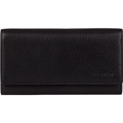 Image of Burkely Classic Collin Wallet Frame Pocket Black
