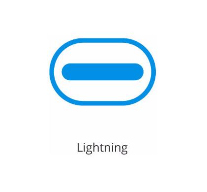 Belkin Lightning USB Kabel Wit 15cm