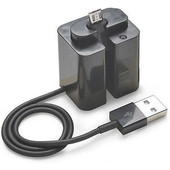 Alldock Micro USB Adapter Zwart