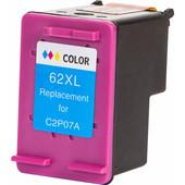 Huismerk 62XL Cartridge 3 Kleuren voor HP printers (C2P07AE)