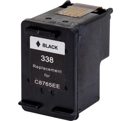 Huismerk 338 Zwart voor HP printers (C8765EE)